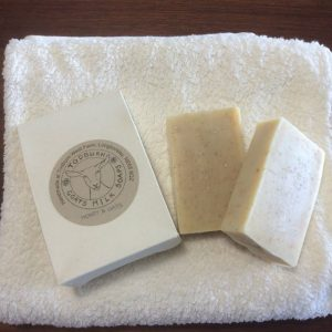 Todburn Soaps - Honey and Oats - Goats Milk Soap