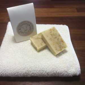 Todburn Soaps - Sweet Orange and Calendula Goats Milk Soap