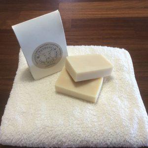 Todburn Soaps - Unscented Goats Milk Soap Bar