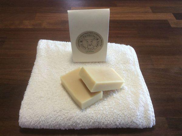 Todburn Soaps - Uplifting Goats Milk Soap