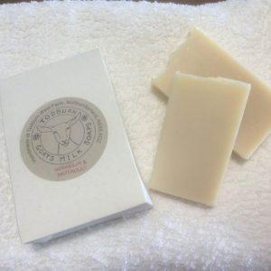 Todburn Soaps - Geranium & Patchouli Goats Milk Soap